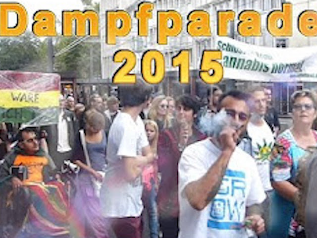 Video zur 2015 Dampfparade in Köln