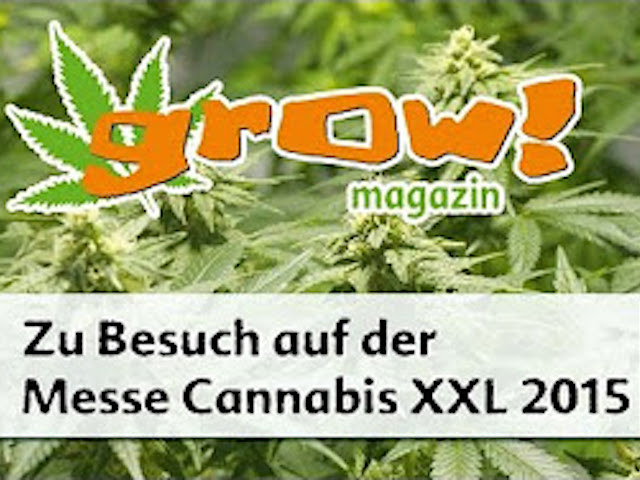 Video der Cannabis XXL Messe in München
