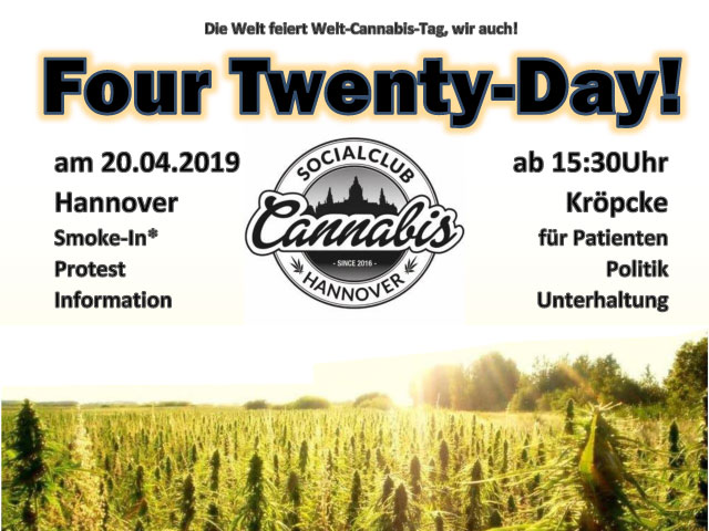 4-20-Day in Hannover
